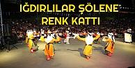 Iğdırlılar Türkülerle Şölene Renk Kattı
