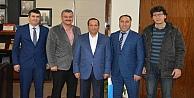 İLKÇEV, Ali Toltar ı Ziyaret Etti