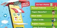 İLKÇEVden Online Yaz Okulum Projesi