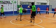 İMH Voleybol Turnuvası başladı