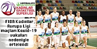 İzmit Belediyesporun FIBA Kadınlar Avrupa Ligi maçları Kovid-19 vakaları nedeniyle ertelendi