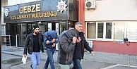 Gebzede Kablo hırsızlığı yapan 2 kişi tutuklu