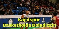 Kağıtspor Basketbolda Doludizgin