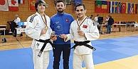 Kağıtsporlu judocular turnuvaya damga vurdu