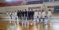 Kağıtsporlu Karadavut, Eskrimde Türkiye 2.si