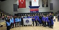 Kağıtsporlu Okçular İstanbulda yarıştı