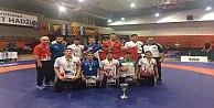 Kağıtsporlu Yusuf, Balkan Şampiyonu
