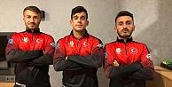 Kandıradan üç genç Ragby Milli takımında mücadele edecek.