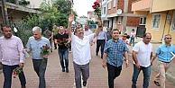 Karabacak, Kazım Karabekir Mahallesini Ziyaret Etti