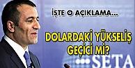 Karagölden dolar açıklaması!