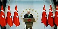 Karaosmanoğlu, Erdoğana konuk oldu