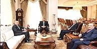 Kibar Holding Yönetimi Sayın Valimizi Ziyaret Etti