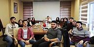 Kocaeli genç-İMO yeni kadrosuyla ilk toplantısını yaptı
