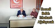 Kocaeli Refah Erbakanı Ağırlayacak