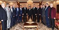 Kocaeli Valisi Güzeloğluna ziyaret