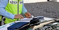 Kocaelide 3505 sürücüye ceza