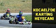 Kocaelide karting heyecanı