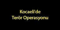Kocaelide Terör Operasyonu