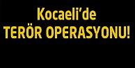 Kocaeli#39;de terör örgütü operasyonu