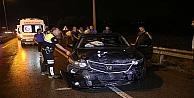 Kocaelide Trafik Kazası: 8 Yaralı