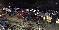 Kocaelide trafik kazası