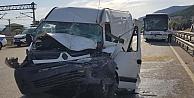 Kocaelide zincirleme trafik kazasında 5 kişi yaralandı
