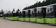 Kocaelideki otobüs seferleri sayısı yükseldi
