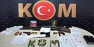 Kocaelideki tefecilik operasyonunda 4 kişi tutuklandı