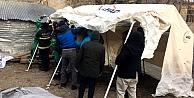 Kocaelinin deneyimli deprem ekibi Elazığda
