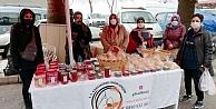 Kocaelinin girişimci kadınları kurdukları kooperatifle yöresel ürünleri tüketiciyle buluşturuyor