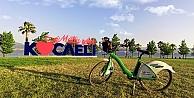 Kocaeli'nin yeni gözde ulaşım aracı: Bisiklet