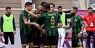Kocaelispor, galibiyet serisini 4 maça çıkardı