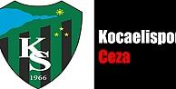 Kocaelispora Ceza