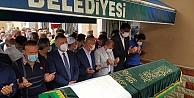 Kocaelisporun eski başkanı Hüseyin Üzülmezin cenazesi defnedildi