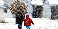 Kocaeli'ye kar geri dönüyor