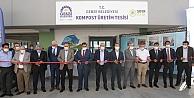 Kompost Gübre Tesisi Açıldı