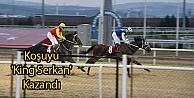 Koşuyu King Serkan Kazandı