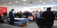 Kroman Çelikte Okul Aile birliği seçildi