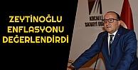KSO Başkanı Zeytinoğlu enflasyon oranlarını değerlendirdi