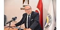 KSO Başkanı Zeytinoğlu kasım ayı imalat sanayi kapasite kullanım oranını değerlendirdi