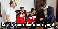 Küçük Sporculardan ziyaret