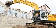 Kümeevler Camii Projesi Başladı