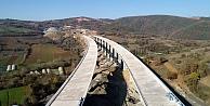 Kuzey Marmara Otoyol Projesinde sona yaklaşıldı