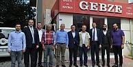 Lütfü Türkkan'dan taziye ziyareti