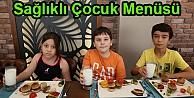 Maide Restorandan 'Sağlıklı Çocuk Menüsü