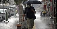 Marmaranın Doğusunda Beklenen Yerel Kuvvetli Sağanak Yağışlara Dikkat!