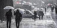 Marmaranın Doğusundaki Kuvvetli Yağışlara Dikkat!