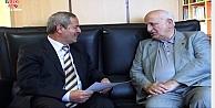 Meclis Başkanı Kahramanla tarihi röportaj!