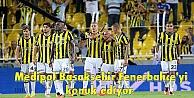 Medipol Başakşehir Fenerbahçeyi konuk ediyor