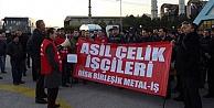 Metal İşçileri Tedirgin!